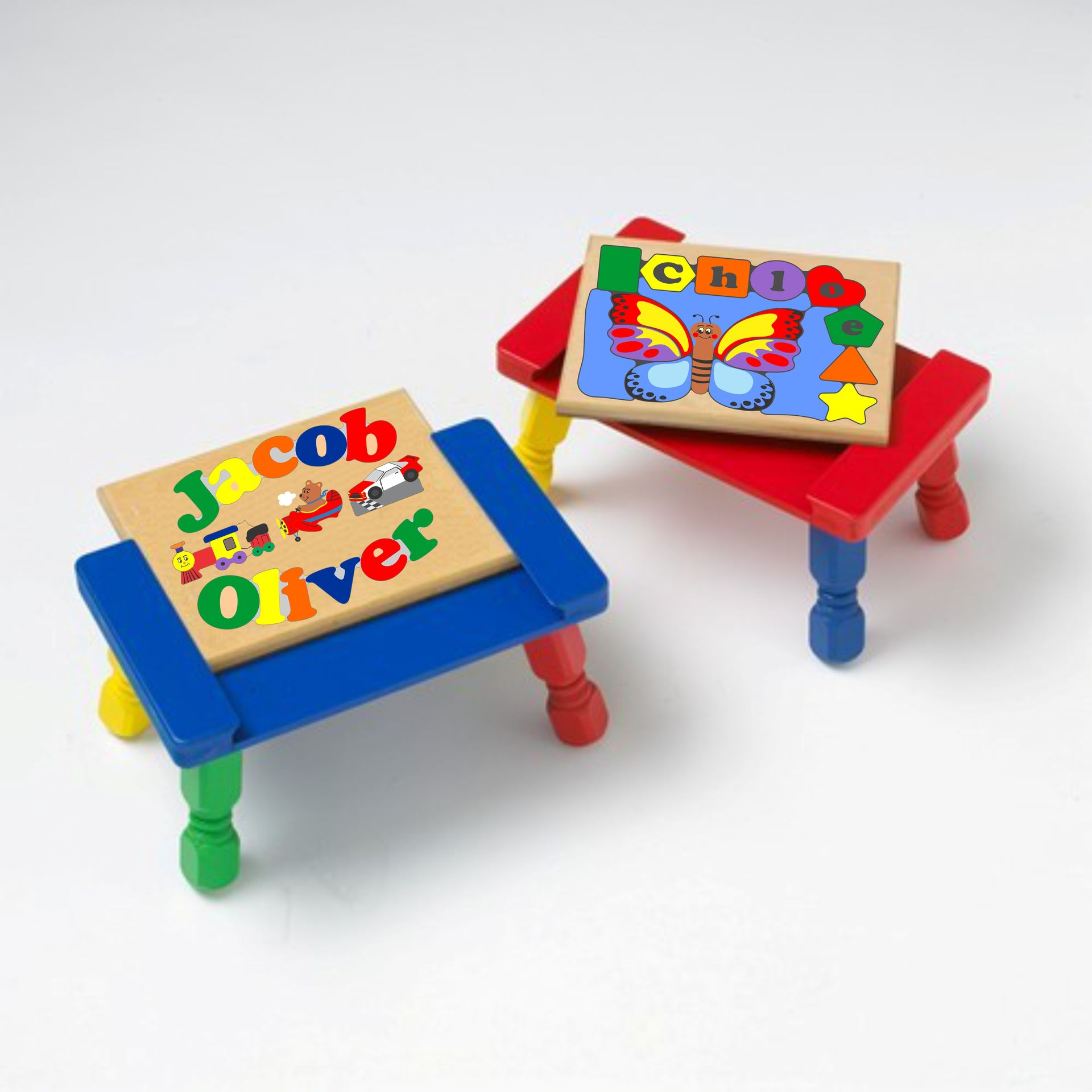 Stool Puzzles | For Kids and Tolders