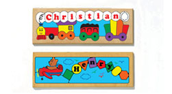 Personalized Special Favorite Theme Puzzles