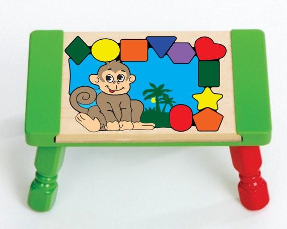 Personalized Monkey Puzzle