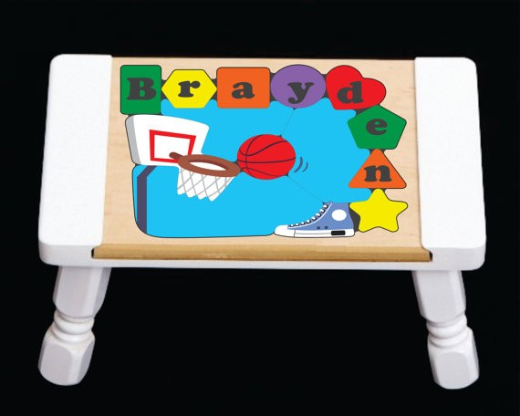 Personalized Basketball Puzzle